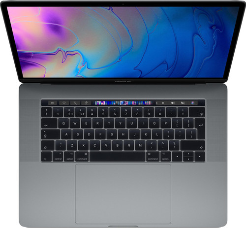 MacBook Pro met Touch bar