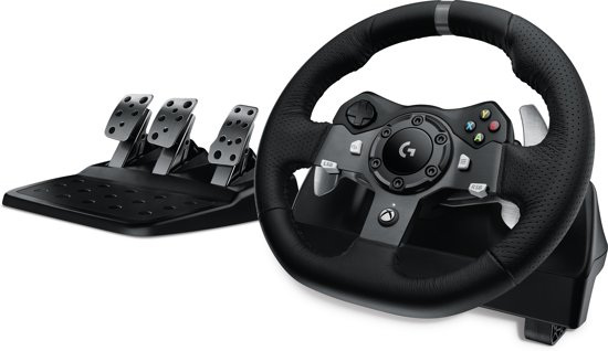 Black Friday Logitech G920 racestuur