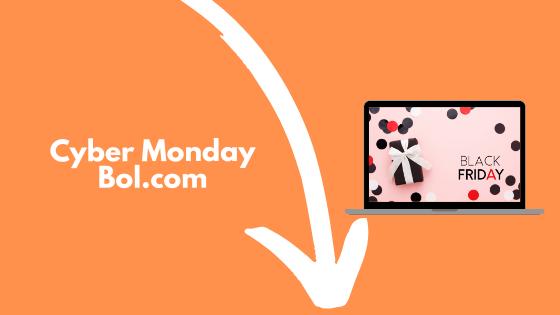 Cyber Monday Bol