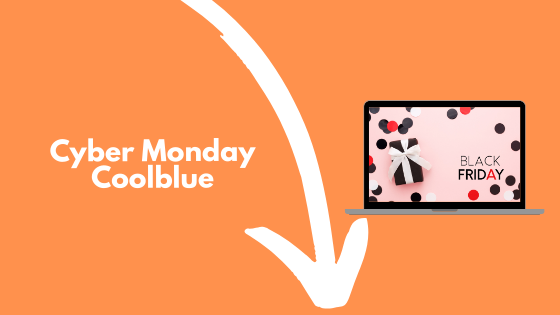 Cyber Monday Coolblue
